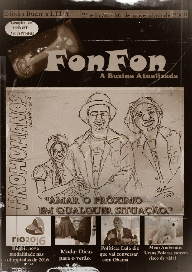 Revista FonFon.