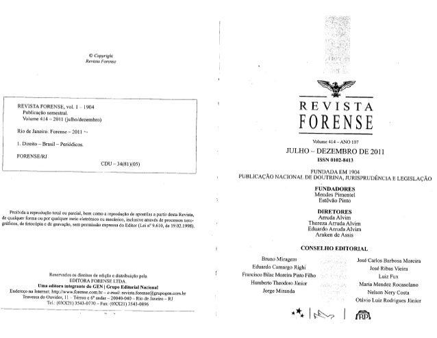 Revista forense   publicidade no processo judicial eletrônico novo