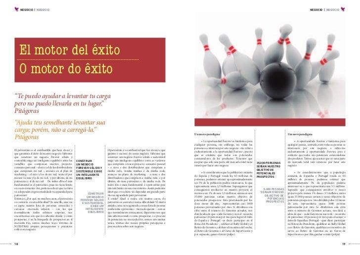 Revista Forever nº 22   agosto 2012