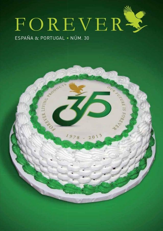 ESPAÑA & PORTUGAL • NÚM. 30AF _ REVISTA FOREVER N30 _ 23-05-13.indd 1AF _ REVISTA FOREVER N30 _ 23-05-13.indd 1 23/05/13 2...