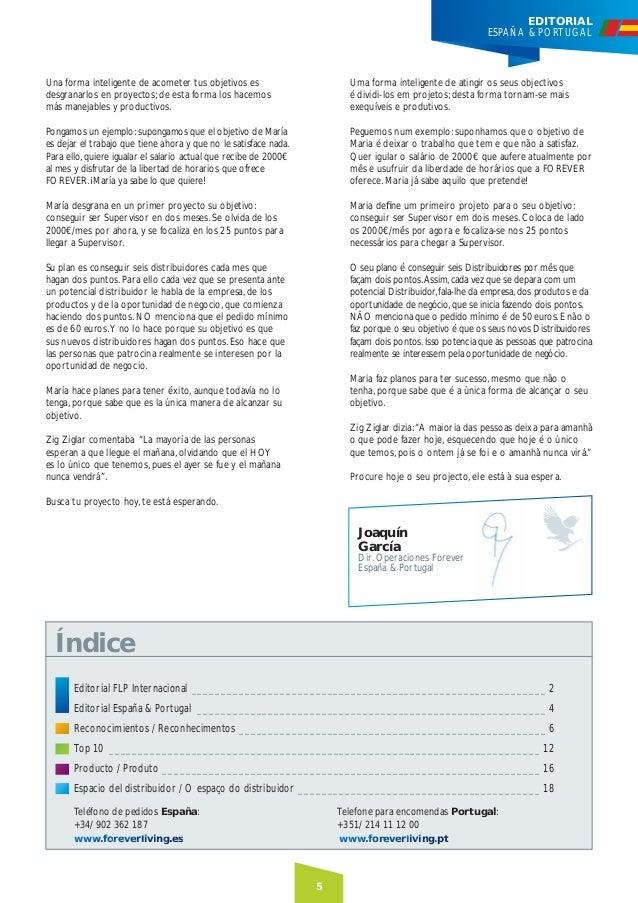 EDITORIAL ESPAÑA & PORTUGAL  Una forma inteligente de acometer tus objetivos es desgranarlos en proyectos; de esta forma l...