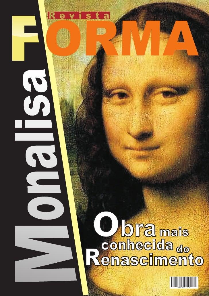 ORMA obra    mais  conhecida do Renascimento            1637000735900