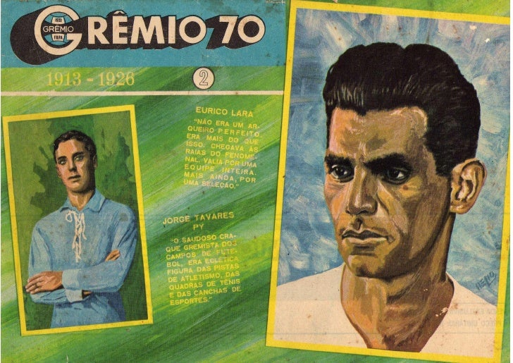 Revista Grêmio 70 - 1913.1926