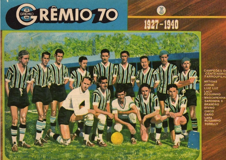Revista Grêmio 70 - 1927.1940