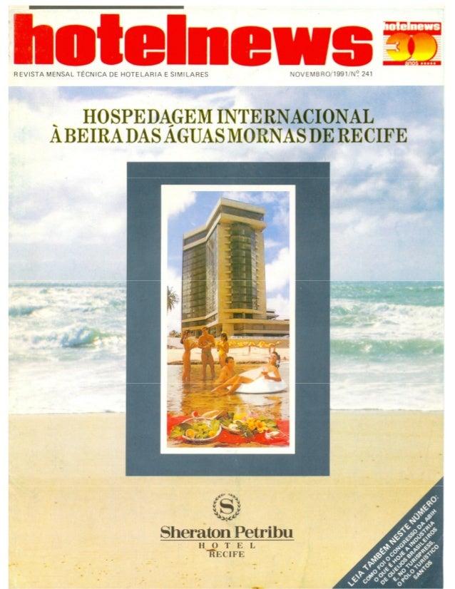 Revista Hotelnews: Prevenção de riscos em Grandes Hoteis
