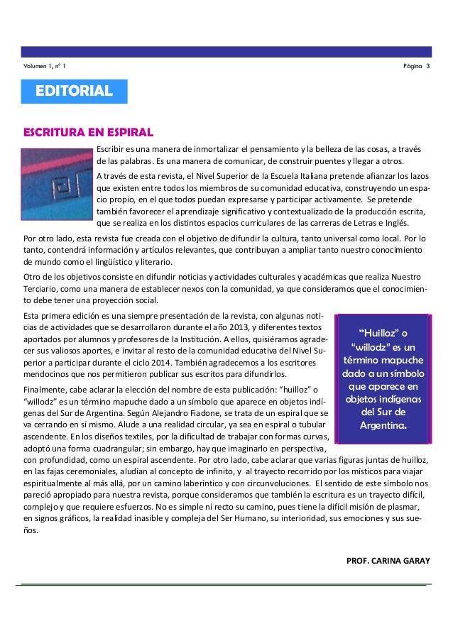 Revista huilloz 2013 Slide 3