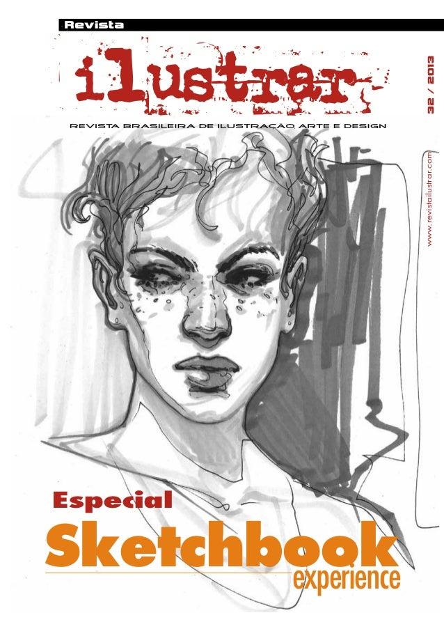 www.revistailustrar.com  Especial  Sketchbook experience