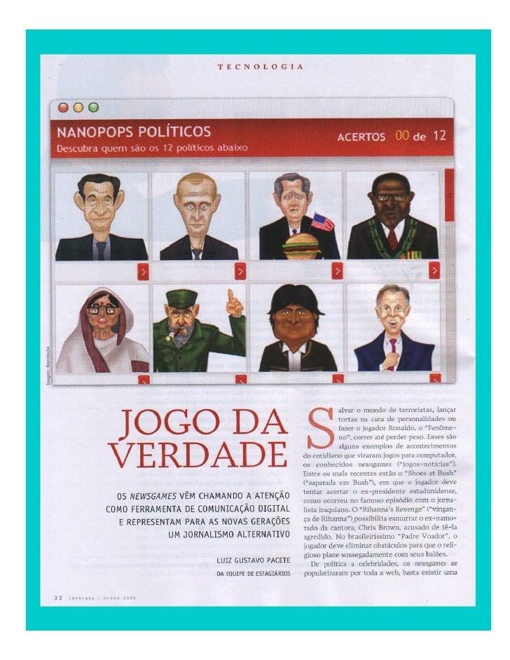 Revista Imprensa   Pag 1