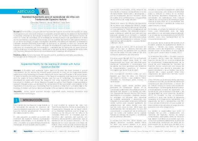 Revista INNOVA Innovación, Ciencia y Tecnología, Vol. 1 Nº 1 / Febrero 2021 - Edición Segunda ISTB 32 Revista INNOVA Innov...