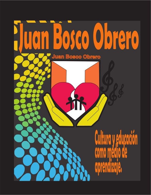 Juan Bosco ObreroJÓVENES BUSCANDO OPORTUNIDADES