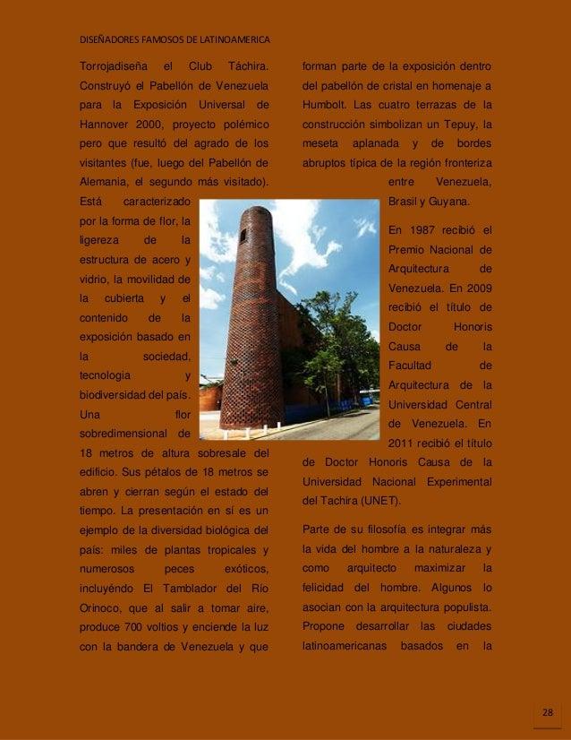Arquitectos famosos - Arquitecto espanol famoso ...