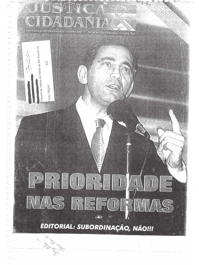 Revista justiça e cidadania   acp 2003.81.00.009206-7