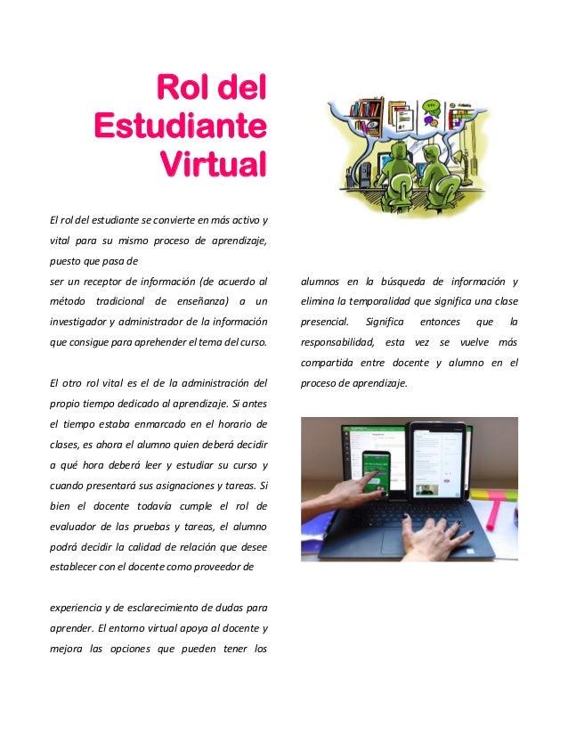 Decálogo el Tutor Virtual