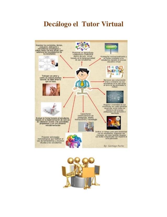 Revista  la docencia y su rol en los entornos virtuales del