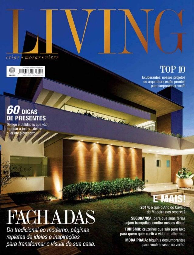 Revista Living | Ano III | Edição nº 29 | Dez 2013