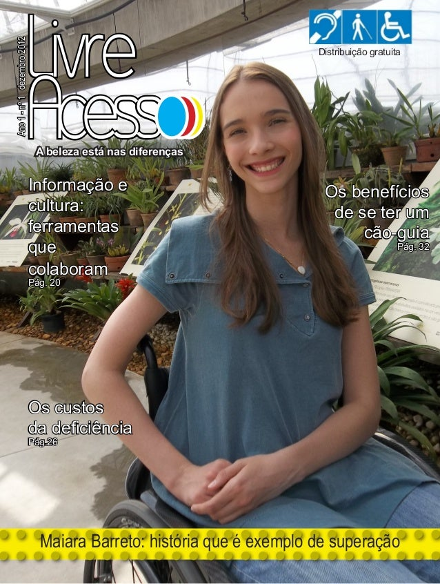 Ano 1 - nº 1 dezembro 2012                             Livre                                    Distribuição gratuita     ...