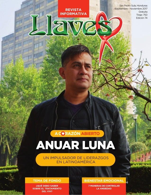 Revista Llaves Edición 74