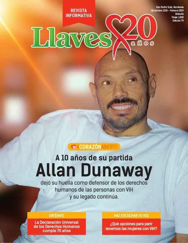 Revista Llaves 79