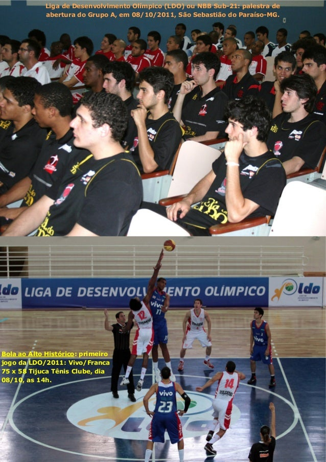 Camisa NBB Regata Star