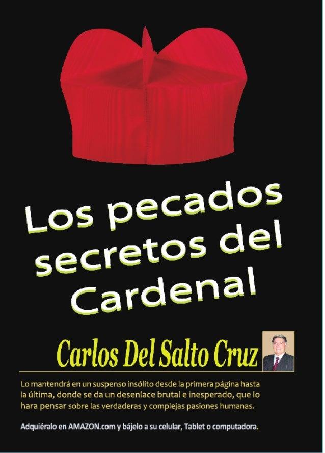 Carlos Del Salto Cruz  Lo mantendré en un suspenso insélito desde la primera pa'gina hasta la Liltima,  donde se da un des...