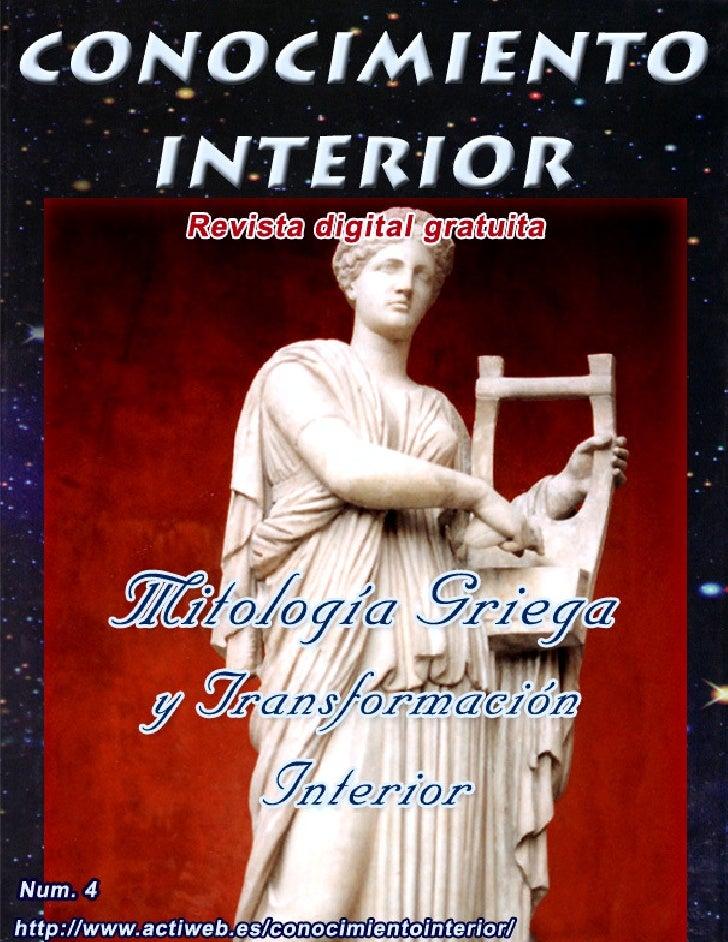 Mitología Griega       1