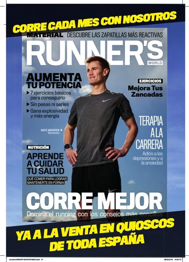a70fd413 Revista Movistar Medio Maratón de Madrid 2018