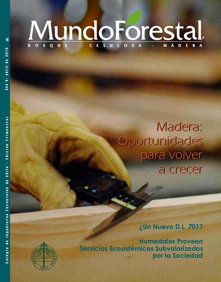 16                                                    MundoForestal                                                       ...