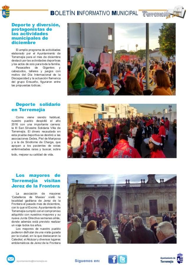 Deporte y diversión, protagonistas de las actividades municipales de diciembre El amplio programa de actividades elaborado...