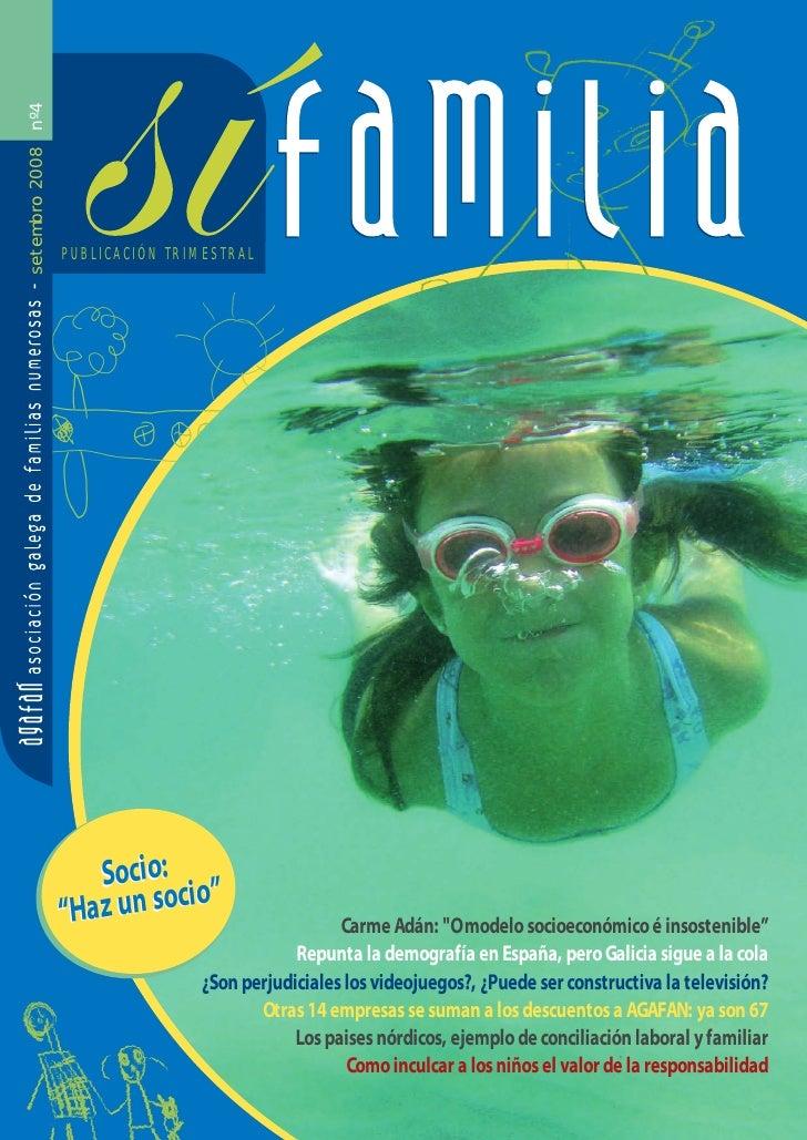 """setembro 2008 nº4                         PUBLICACIÓN TRIMESTRAL                            So cio : io""""                  ..."""