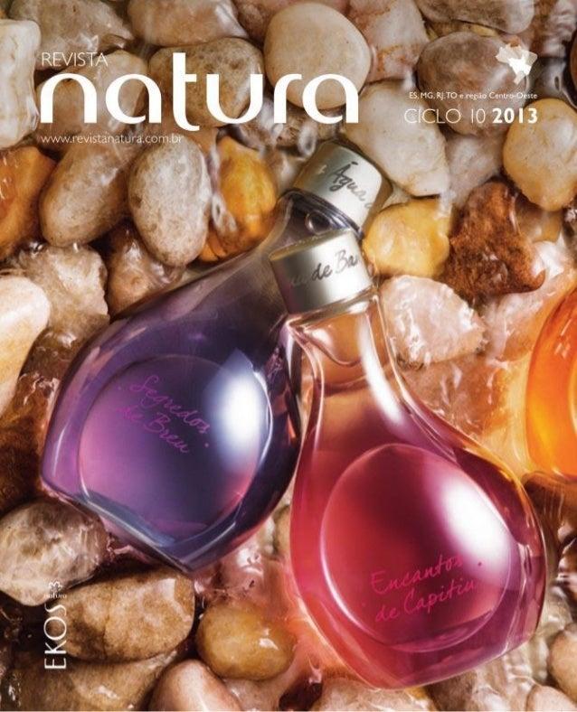 Revista Natura Ciclo 10 junho 2013