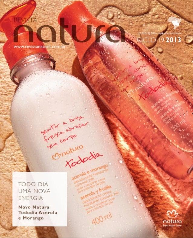 Revista Natura Ciclo 19 - 05 dezembro 2013