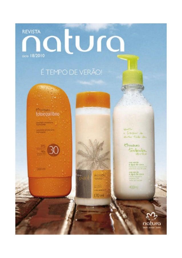 Revista Natura Digital Ciclo 18/2010