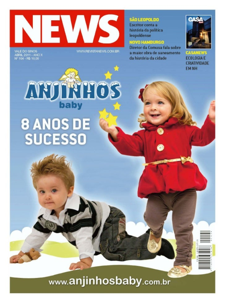 Revista News abril 2011