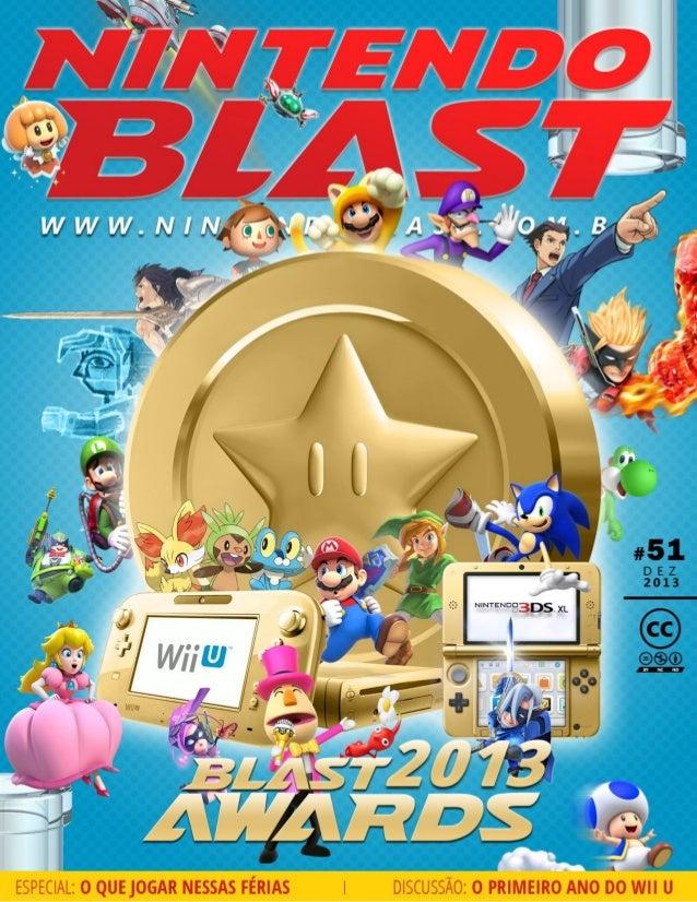 365 dias de Nintendo 2013 foi certamente um ano muito proveitoso para donos de plataformas Nintendo. Tivemos grandes suces...