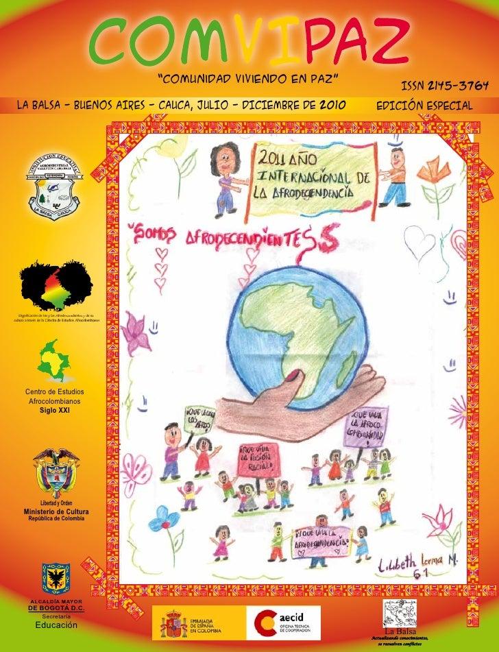 Revista Convipaz