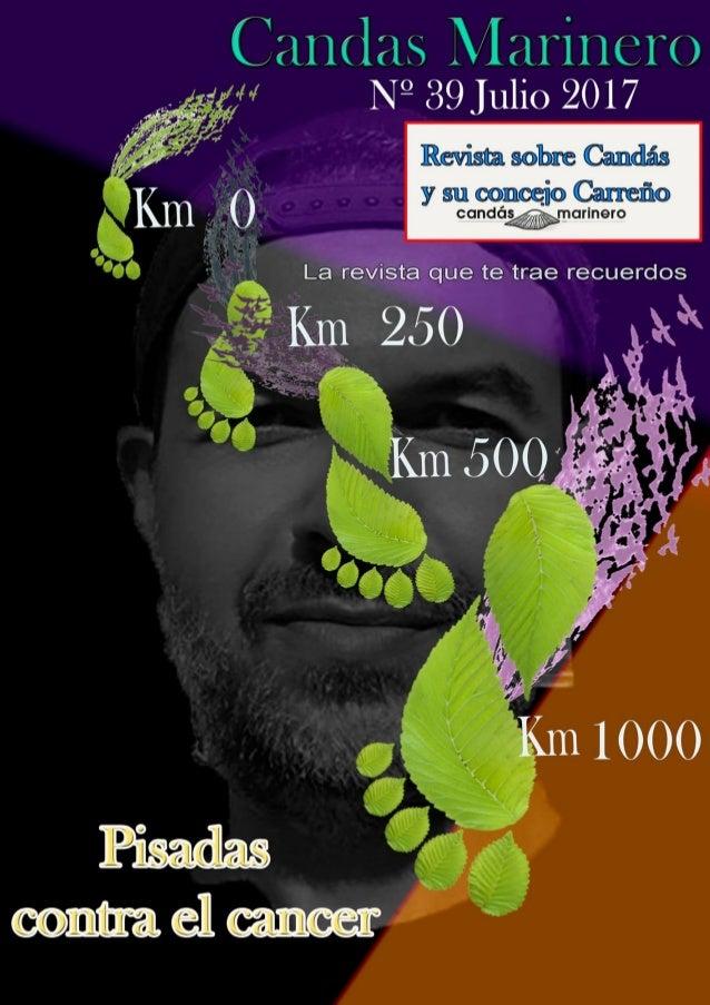 REVISTA NUMERO 39 CANDÁS MARINERO