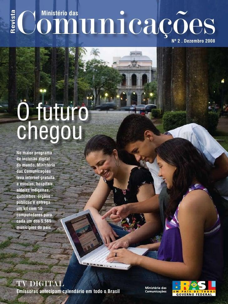 Comunicações                         Ministério das Revista                                                               ...