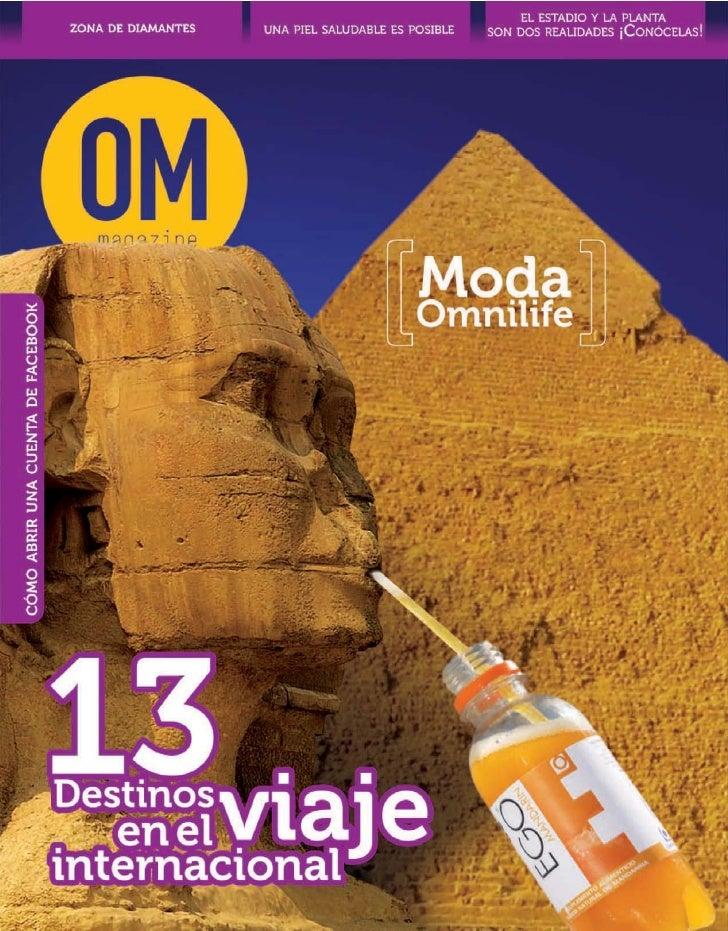 [ om magazine ][ 1 ]                                                                   Abril 2010                         ...
