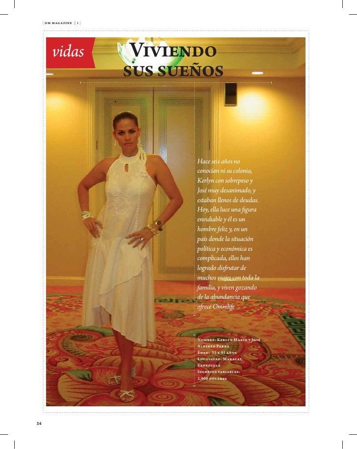[ om magazine ][ 1 ]             omni            NUEVO        UNA REALIDAD                                [ Adriana Ortiz ...