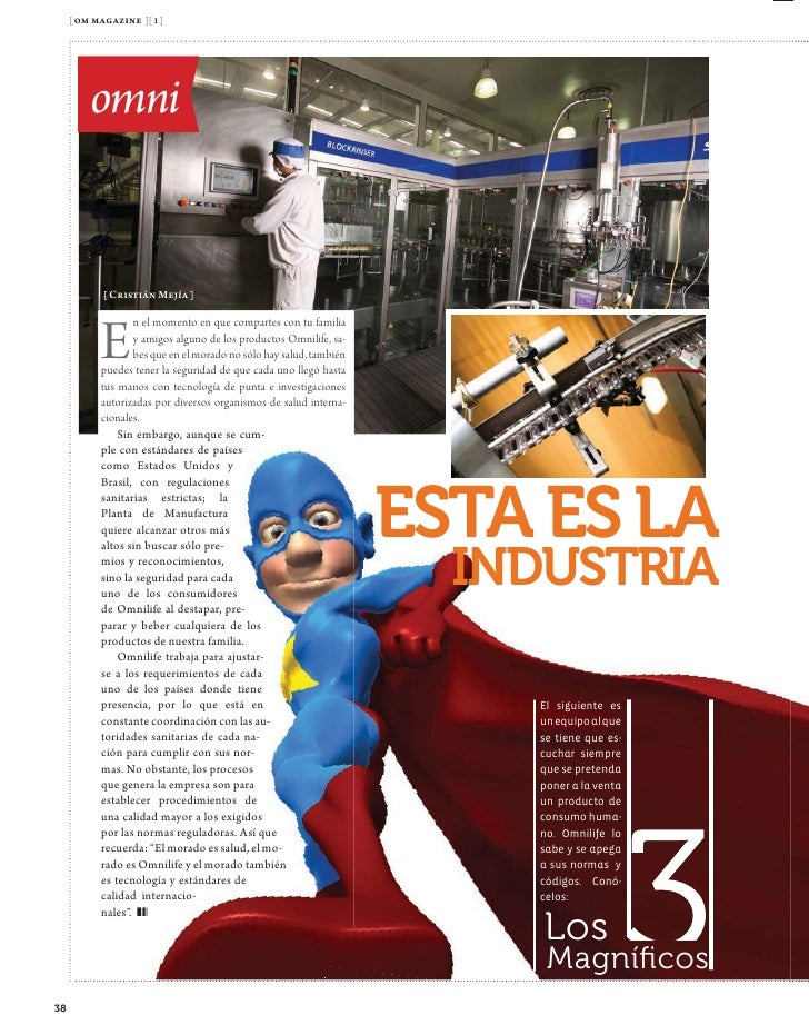 [ om magazine ][ 1 ]                                       ARROZ OMNICOLA                             FRUTA               ...