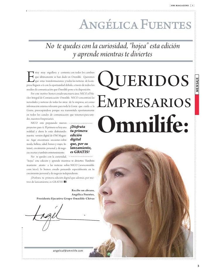 [ om magazine ][ 1 ]                                                                                                      ...