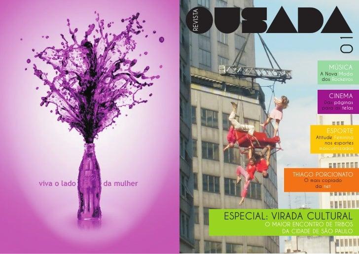 Revista Ousada