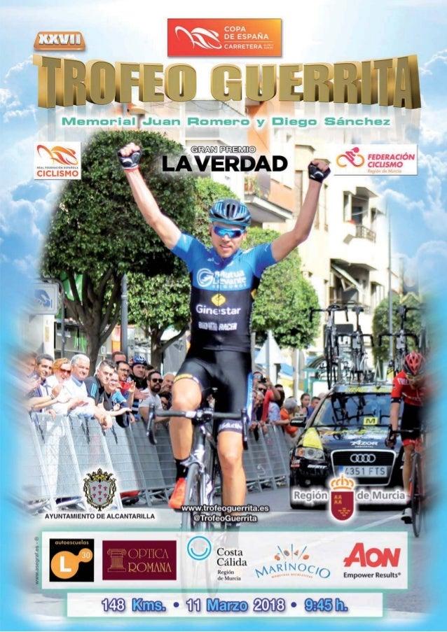 XXVII Trofeo Guerrita