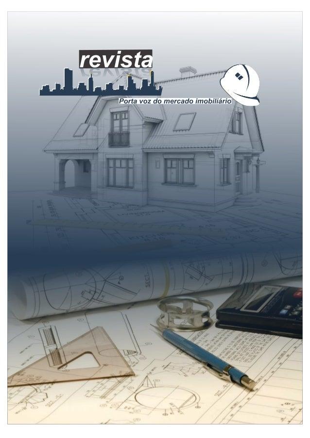 RC RC  revista atsiver  Porta voz do mercado imobiliário