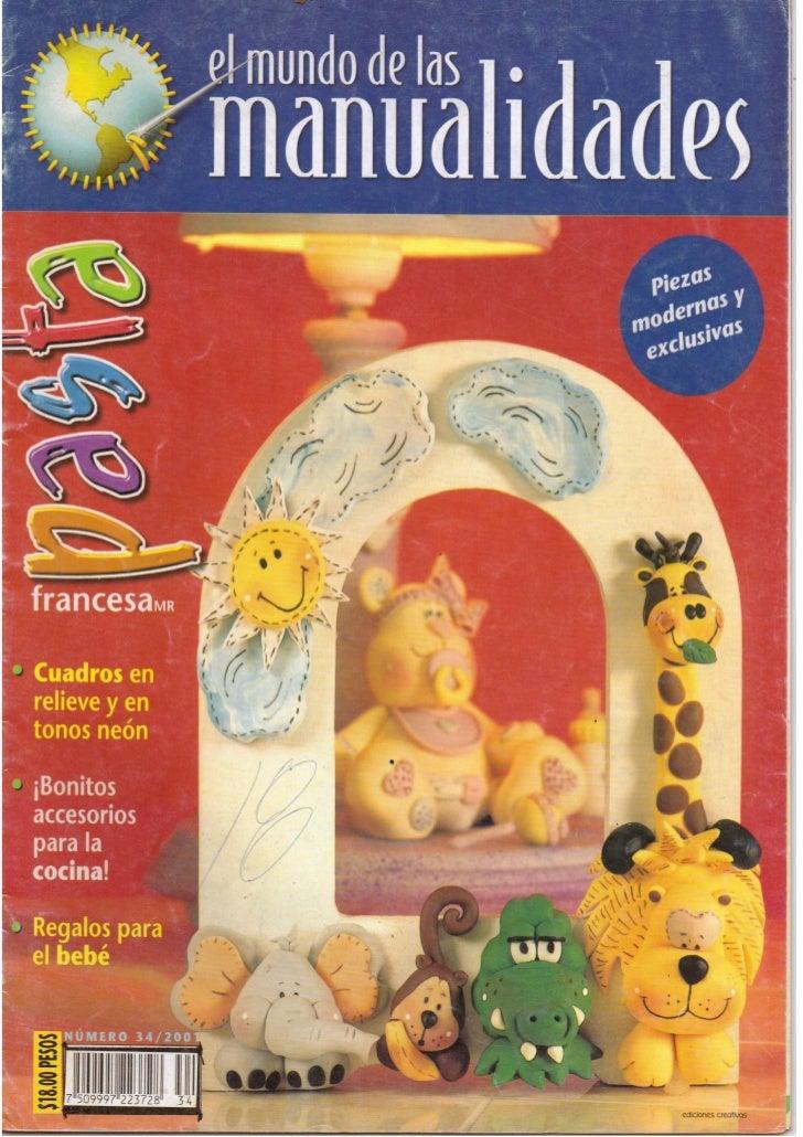 Revista pasta francesa