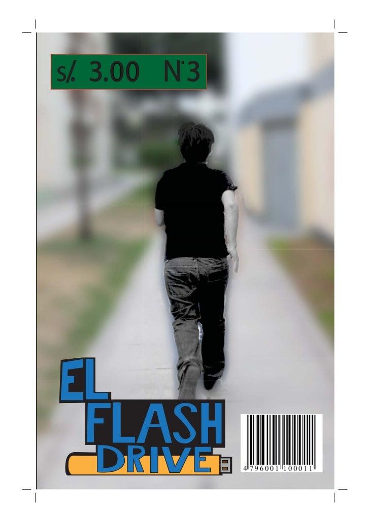 El Flashdrive                                          La base de datos                                          de Buendí...
