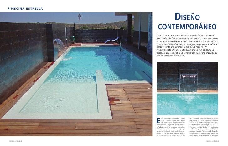 Revista piscinas y jardines 130 - Fotos de piscinas y jardines ...