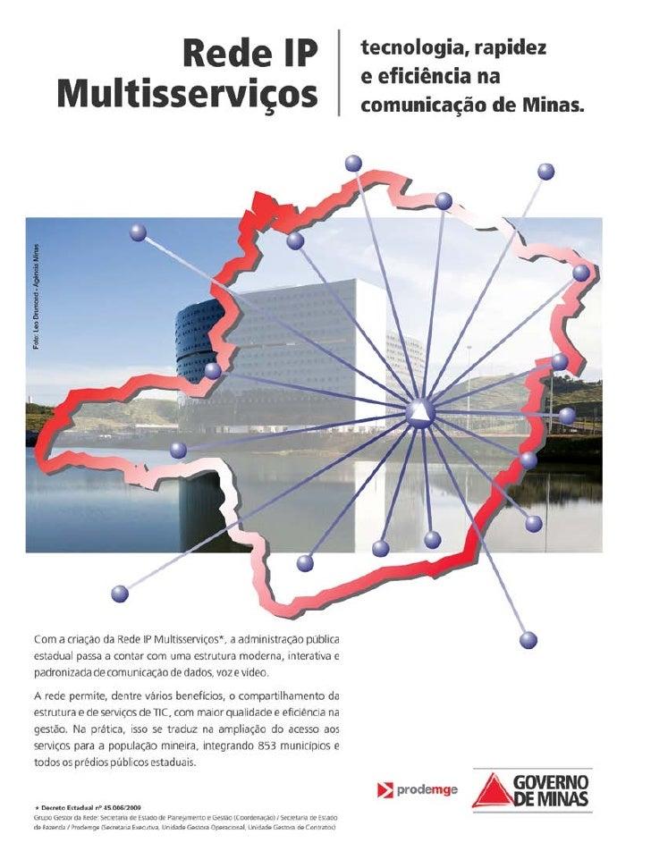 Revista FONTE - Prodemge Slide 2