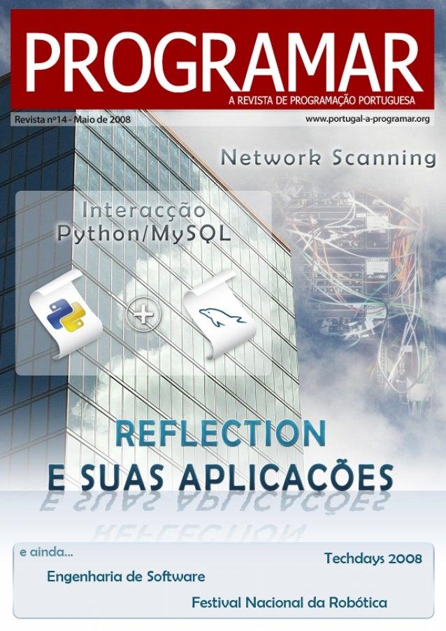 <2> editorial índice 3 4 7 19 23 24 27 notícias tema de capa a programar segurança análise eventos internet equipa PROGRAM...
