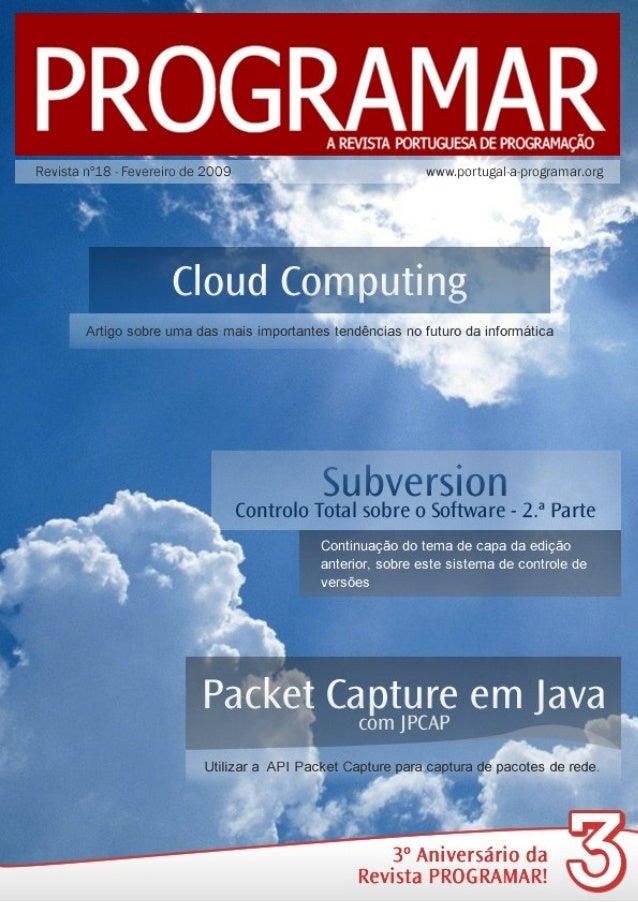<2> editorial índice 3 4 10 14 22 28 34 notícias tema de capa - Cloud Computing a programar - Interacção Python-MS Office ...